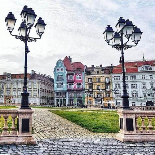 Piața-Unirii-obiective turistice-Timișoara-anamariapopescu