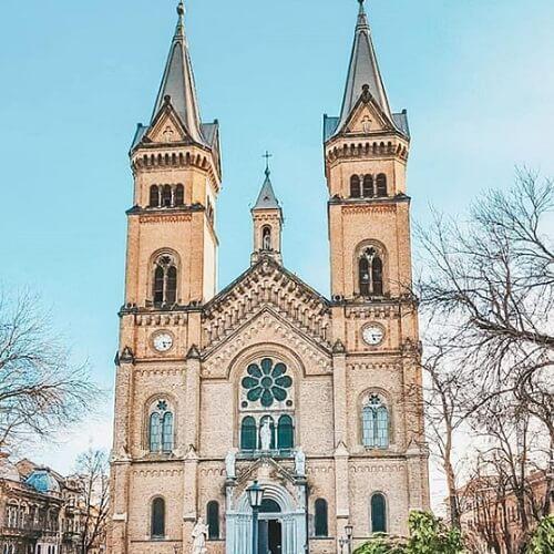 biserica-millenium-obiective-turistice-în-timișoara