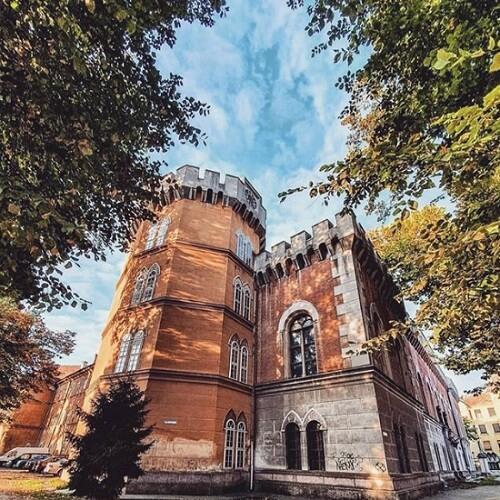 castelul-huniade-obiective-turistice-în-timișoara